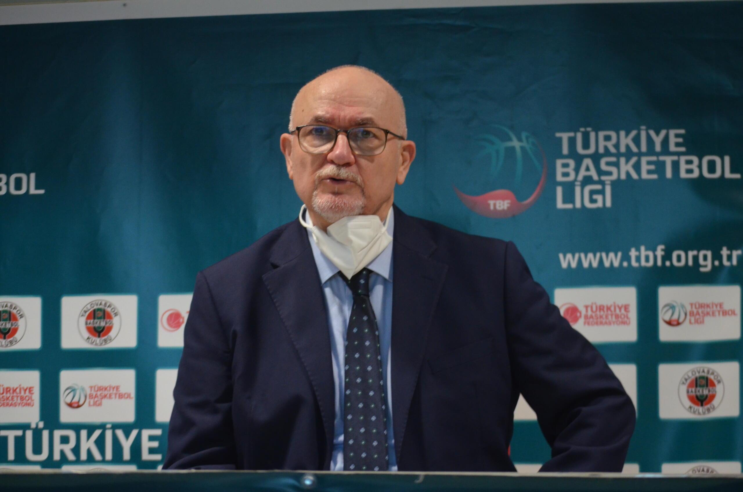 """""""UZUNLARIMIZIN YETERSİZ KALMASI, BENİ PLAY-OFF'TA ENDİŞELENDİRİYOR"""""""