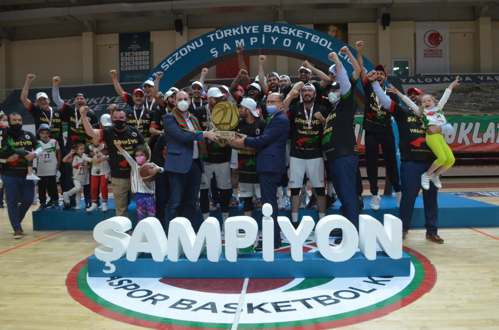 SEMT77 YALOVASPOR SÜPER LİG'DE