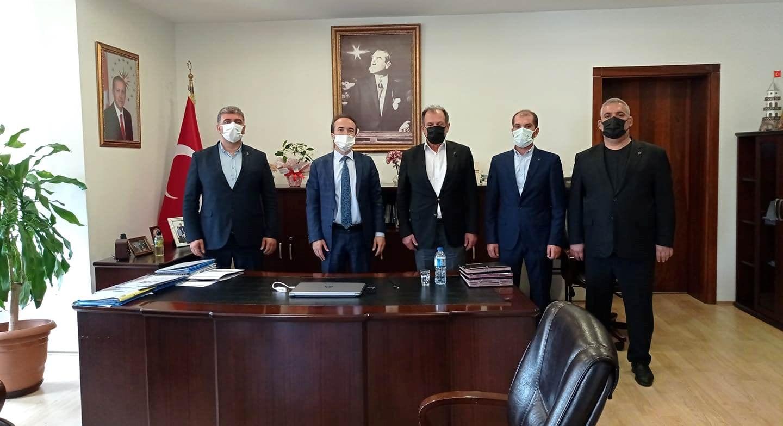 MHP'DEN ÖZYİĞİT VE ORAL'A ZİYARET